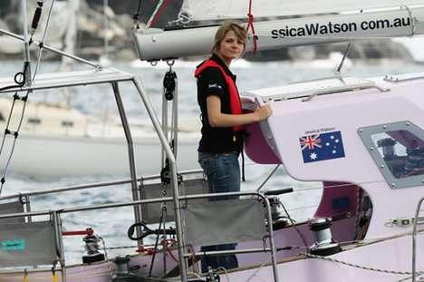 Globe-Sailing Teens