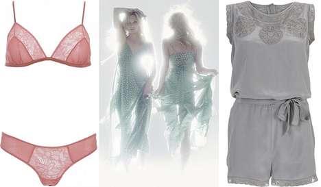 Whimsical Romantic Fashion