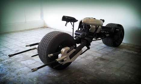 'Dark Knight' Motorcycles