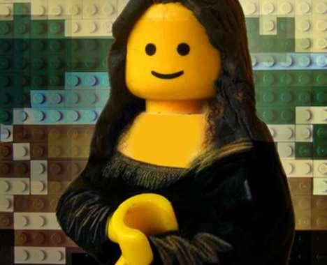 31 Incredible LEGO Characterizations