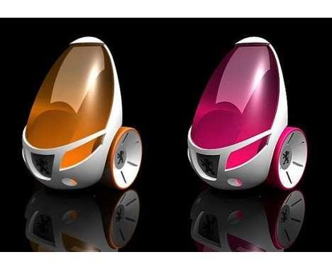 100 Curvaceous Concept Cars