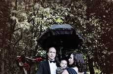 Goth Family Portraits - Angel Ceballos Captures One Family's Love of Goth