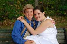 Adirondack Transman Weddings - Chelle and Ejay Get Married Even Though The Law Won't Let Them