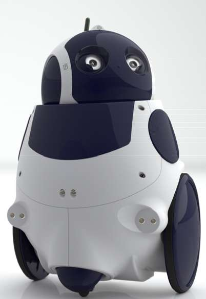 Penguin-Like Androids