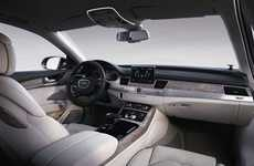 Techtastic Luxury Vehicles - European Powerhouses Expand Offerings With Nokia In-Car Apps
