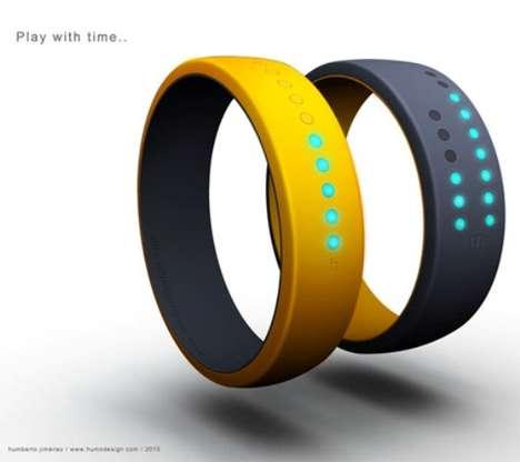 Dual Bracelet Watches