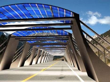 Energy-Generating Tunnels
