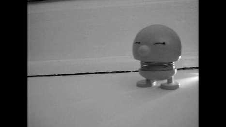 Dancing Slinky Bots