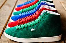 Classic Rainbow High-Tops