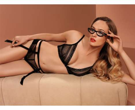 84 Luscious Lingerie Styles