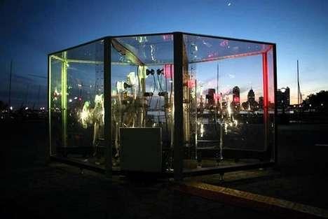 Atmospheric Art Installations