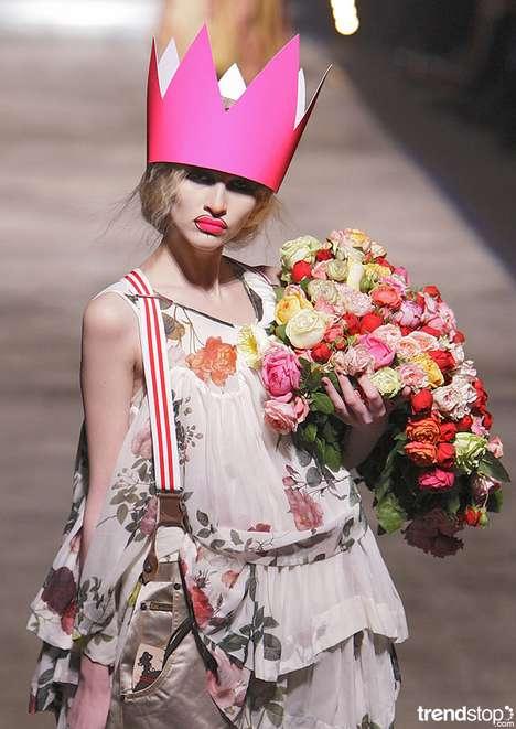 Dressed-Down Princess Fashion