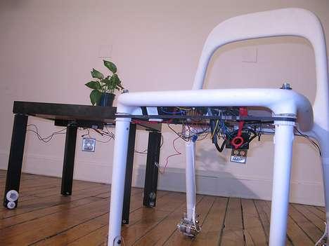 Lazy Furniture Bots
