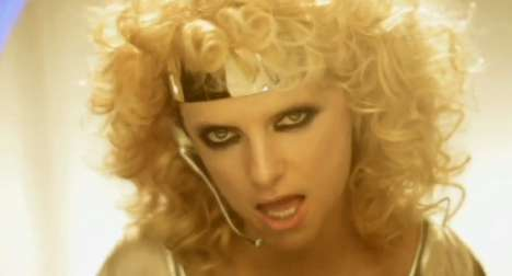 The 'Alive' Goldfrapp Video has Everything from Teased Hair to Pentacles