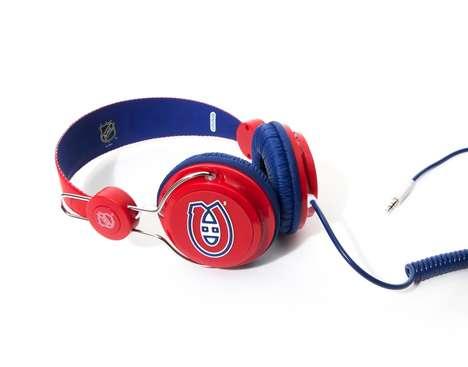 NHL Headphones