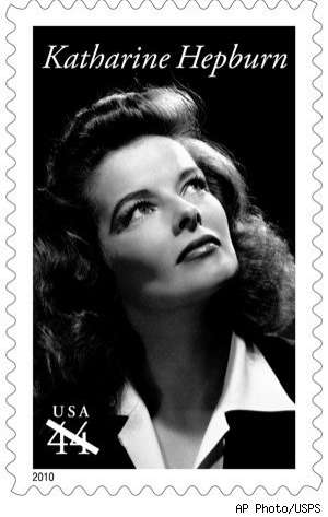 Iconic Actress Postage