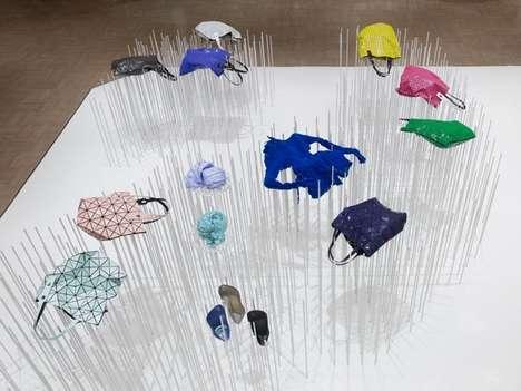Needle-Like Retail Displays