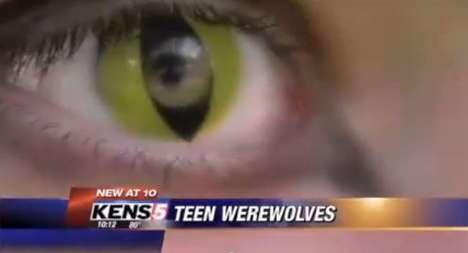 Teenage Wolf Packs