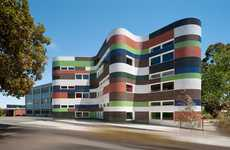 Technicolor High Schools