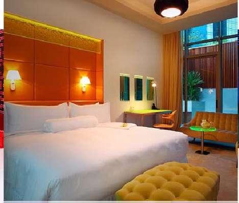 Green Geek-Friendy Hotels