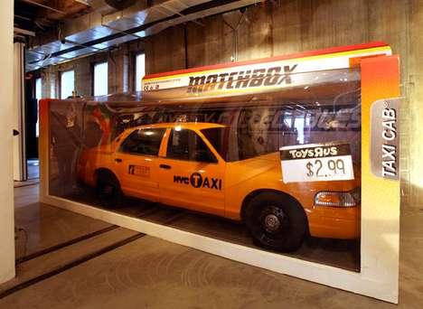 Matchbox Taxi Cabs