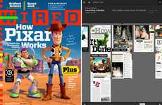 Digitized Magazine Editions - Wired Magazine and iPad Release Digital Edition