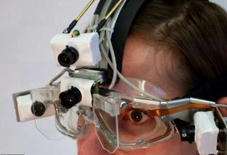 Eye-Controlled Cameras