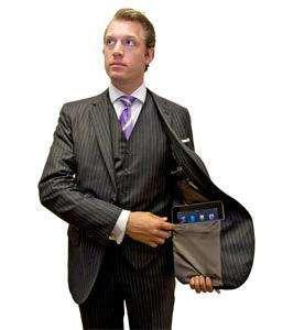 iPad Power Suits