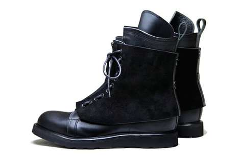 High-Class Motorcycle Boots