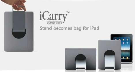 Transforming iPad Stands