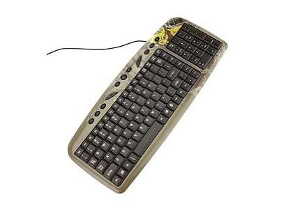 Sci-Fi Keyboards