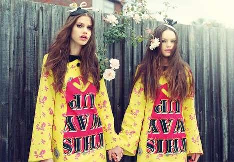 Odd Couple Fashiontography