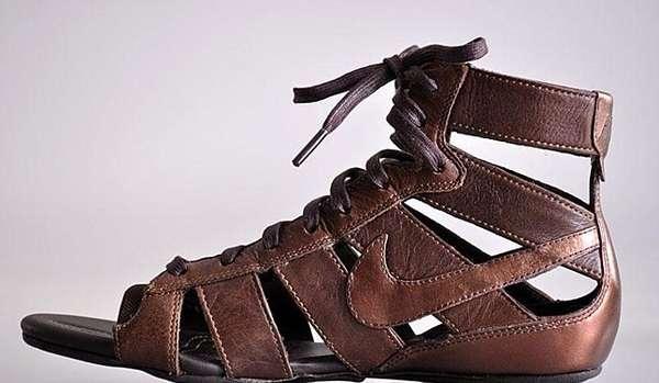 Cordero Forma del barco Repulsión  Gladiator Sneakers : Nike Gladiateur