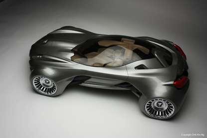 Cyborg Supercars
