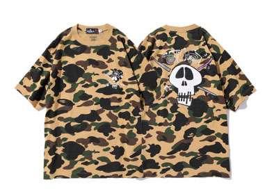 Militarized Streetwear Fashion