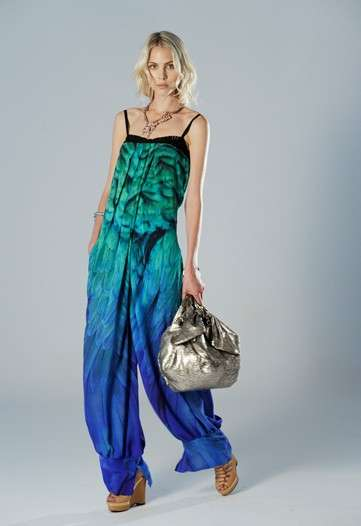 Peacock Jumpsuits