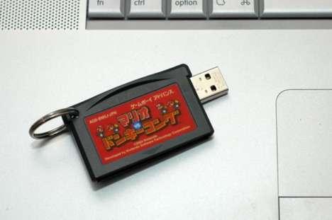Portable Gaming USBs