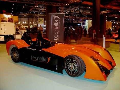 Speedy Sustainable Cars