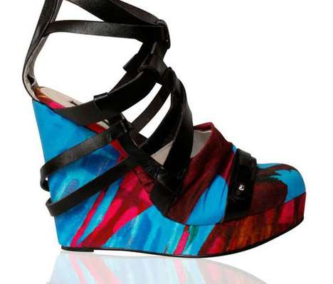 Technicolor Wedges