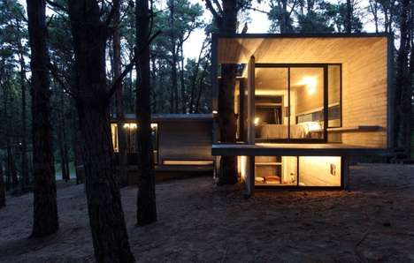 Open Forest Homes