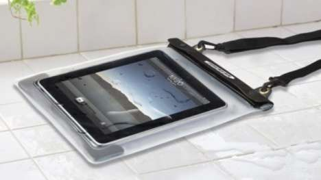 Waterproof Tablet Totes