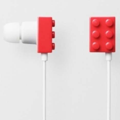Toy Block Headphones