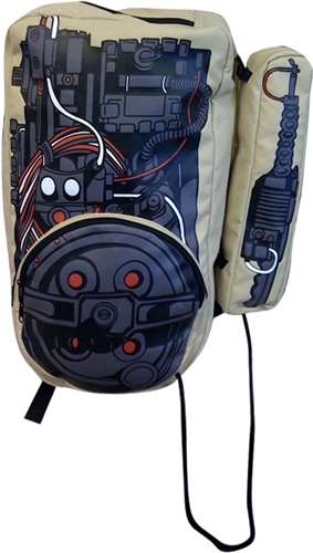 Ghost-Fighting Backpacks - Ghostbusters Proton Pack Backpack Lets You Be Egon