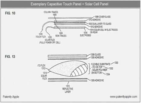 Solar-Powered iPhones