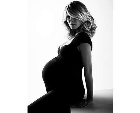 23 Hot Maternity Fashions