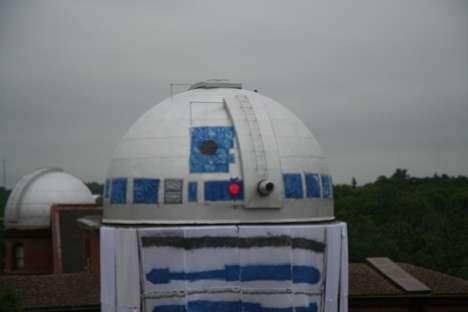 'Star Wars' Observatories