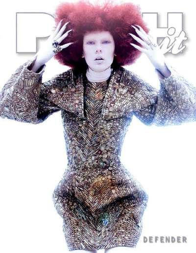 Abnormal Alien Fashion