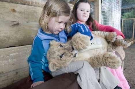 Children-Raised Cubs
