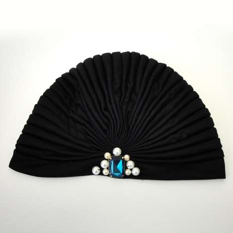 Bejeweled Turbans - Get Sex and the City Style with these Georgia Nash Turbans