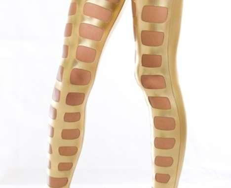 55 Uniquely Patterned Leggings